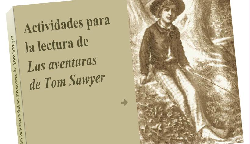 Portada Tom Sawyer