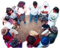 Celebración de Pachamama