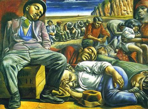 Desocupados (1934).
