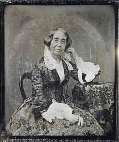 Mariquita Sánchez de Thomson (daguerrotipo)