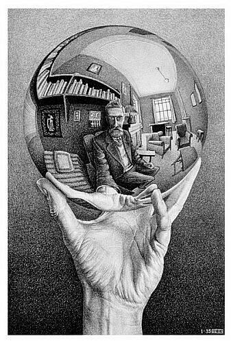 Mano con esfera