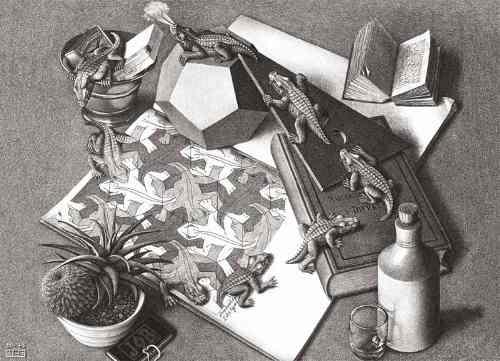 Reptiles (Escher)