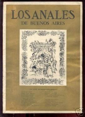 Los anales de Buenos Aires