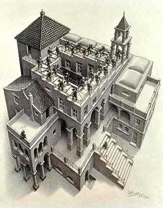 Escaleras (Escher)
