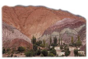Cerro NOA Siete colores