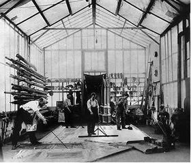 Estudio de Georges Méliès en Montreuil