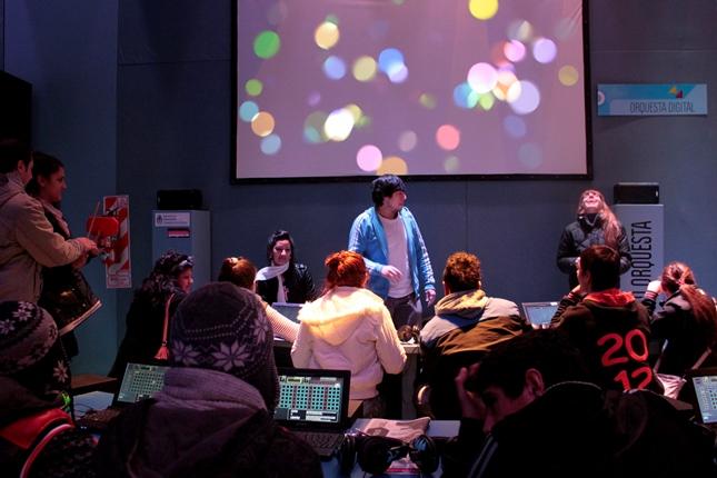 Orquesta digital I
