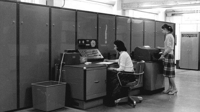 Clementina, la primera computadora en Argentina