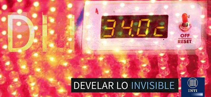 Imagen para ilustrar la colección de capítulos de la serie «Develar lo invisible» realizada por el INTI
