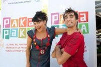 Sol y Emiliano Pakapaka