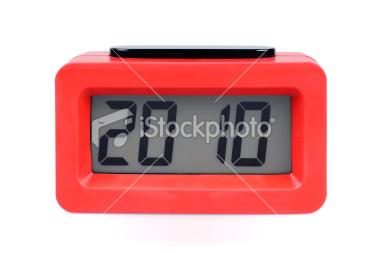 Imagen de reloj digital que indica las 20:10.